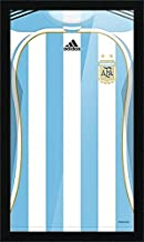 Art Wall Painting With Frame , 30Cm x40Cm , World Cup Design , Argentina National Team GD-1501/A - 2724606092327