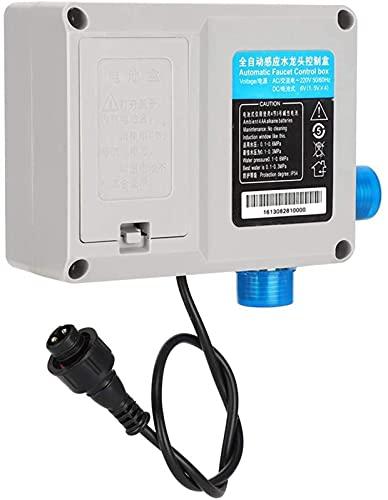 FDABFU Caja de Control de Grifo, Sensor de Grifo Tipo de batería Caja de Control Piezas de Repuesto Accesorios de Grifo automático para Fregadero de baño de Cocina