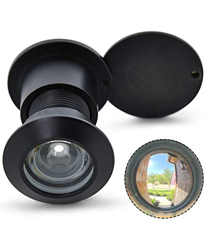 Earl Diamond 220 Degree Large Door Viewer Security Peek Peephole for...