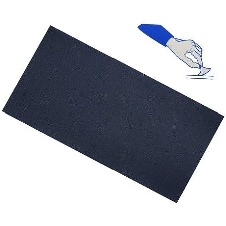 Nylon blau Aufkleber // B/ügel Flicken alles-meine.de GmbH 4 St/ück /_ Selbstklebende dunkelblau selbstklebend // und oder zum A.. 20 cm * 10 cm Reparatur Stoff Marine