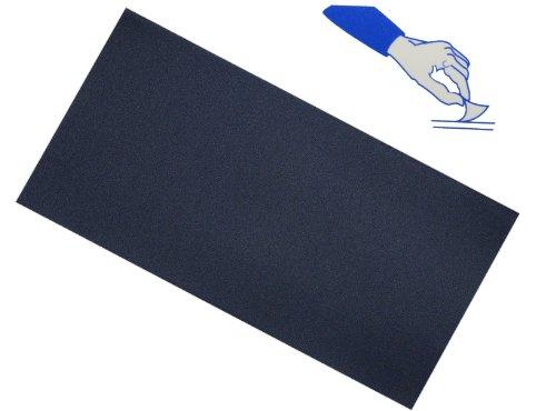 alles-meine.de GmbH Selbstklebender Reparatur Aufkleber Flicken - Nylon - dunkelblau / blau - wasserabweisend - für Bekleidung Regenartikel / ideal für Leder Sofa - Regenbekleidu..