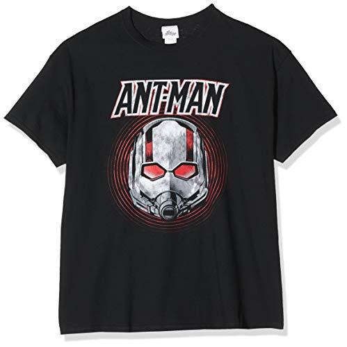 T-Shirt (Unisex-Xl) Vintage Mask (Black)