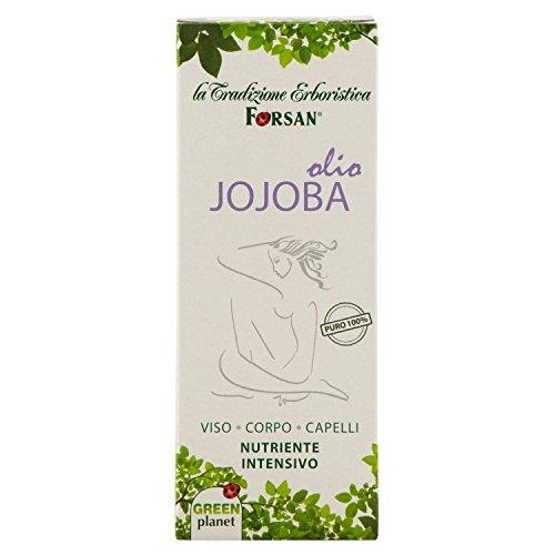 La Tradizione Erboristica Forsan - Olio Jojoba Puro al...