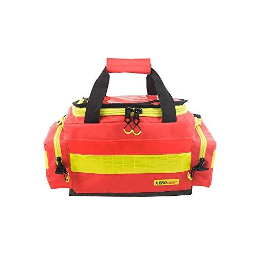 AEROcase® - Pro1R BM1 Notfalltasche M Polyester, Farben:Rot