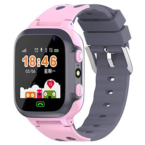 QWERTYU LIJIANME Z1 Smart-Horloge Voor Kinder Lbs Tracker SOS-Ruf Anti-Baby-Verloren Horloge Kinderen Telefoon Horloges Voor Jongen Meisjes Pk q50 Q60 Q528 Q90 Q100