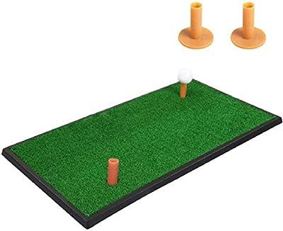 YINGJEE Golf Übungsmatte Tragbare