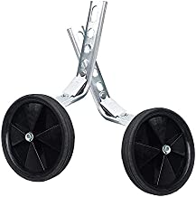 Training Wheels for Bicycle, Compatible for Bikes of 12/14/16/18/20 Inch black