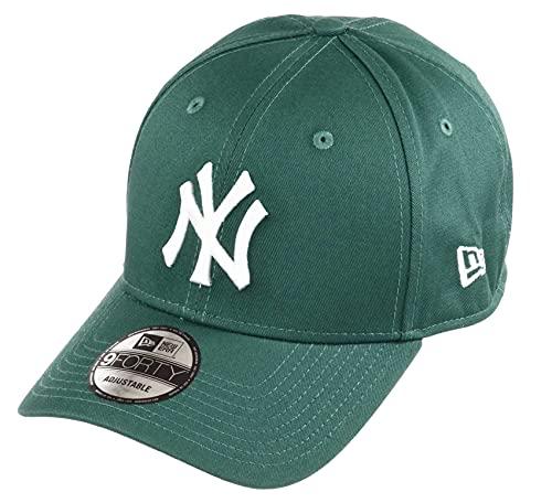 New Era Herren Cap League Essential 940 Neyyan, 80337644, Green, One-size-fitts-all
