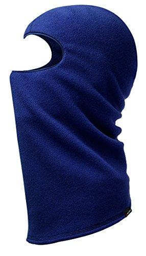 Buff 113030.787.10.00 Cagoule Bleu (Solid lid Navy) FR : Taille Unique (Taille Fabricant : Taille Unique)