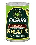 Frank's Bavarian Sauerkraut, 14-Ounce (Pack of 12)