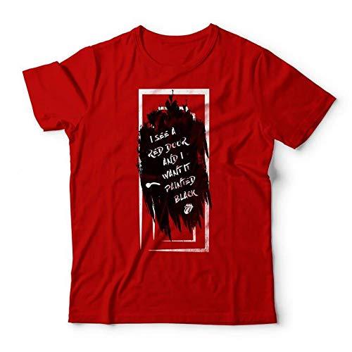 Camiseta Rolling Stones Paint It Black