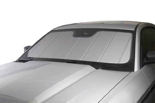 Covercraft UVS100 Custom Sunscreen with Mustang Historical Logo UF11253F
