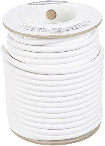 AmazonBasics 12-Gauge Audio Speaker Wire Cable - 99.9% Oxygen-Free Copper, 100 Feet
