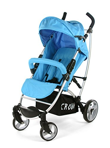 Silla de paseo Crown ST552 color azul