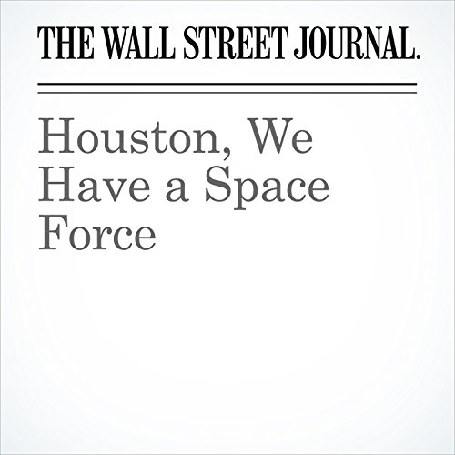 Houston, We Have a Space Force copertina