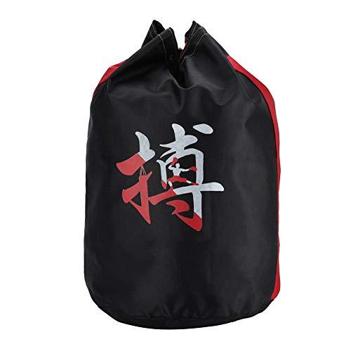 Aramox Sporttas, Unisex Gym Boxing Touw Tas Beschermers Opslag Rugzak voor Taekwondo Boxing Sanda