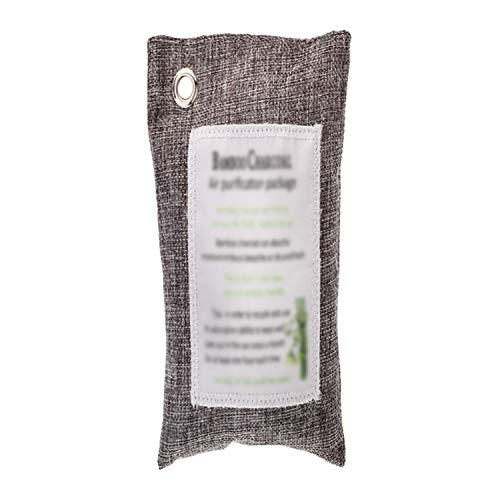 Lowest Prices! 2pcs Air Purifying Bag Natural Activated Charcoalr Absorber Freshener Household Activ...