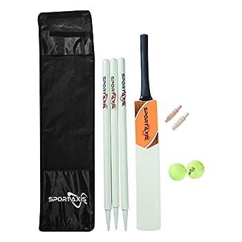 wooden beach bat and ball set
