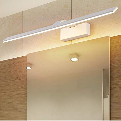 NA Accueil Salle de Bain Miroir Phares Luminaires de Salle de Bain Moderne/Contemporain LED Intégré Blanc Métal Lumière Ampoule Chaude Inclus , Miroir Phare,Lumière chaude-72-16w