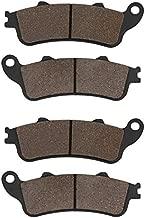 Motorcycle Front and Rear Brake Pads for HONDA VFR 800 VFR800 Interceptor 1998-2005 CB 1100 SF CB1100SF X11 2000-2003 (2pcs)