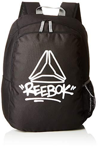 Reebok Foundation Mochila, Negro, S