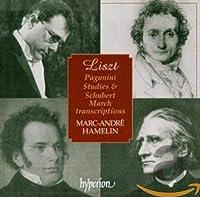 Paganini Studies Schubert Marches