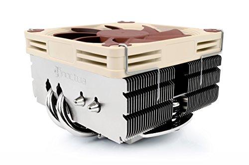 Noctua NH-L9x65, Premium Low-Profile CPU Kühler (Braun)