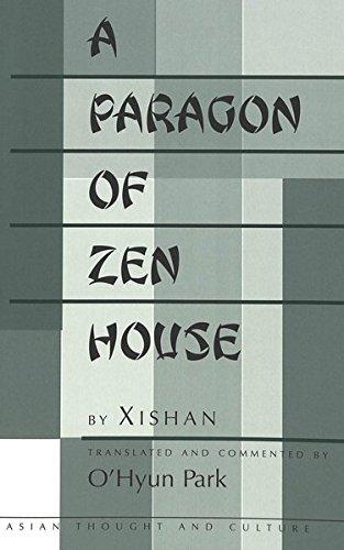 A Paragon of Zen House PDF Books