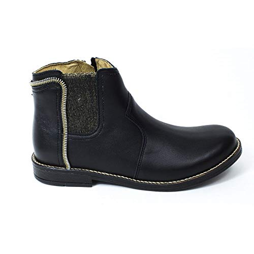 babybotte Bottines Fille Noir Nirvana