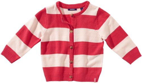 Mexx Baby - Mädchen Pulli K1GIS002, Gr. 74 (S), Pink (652)