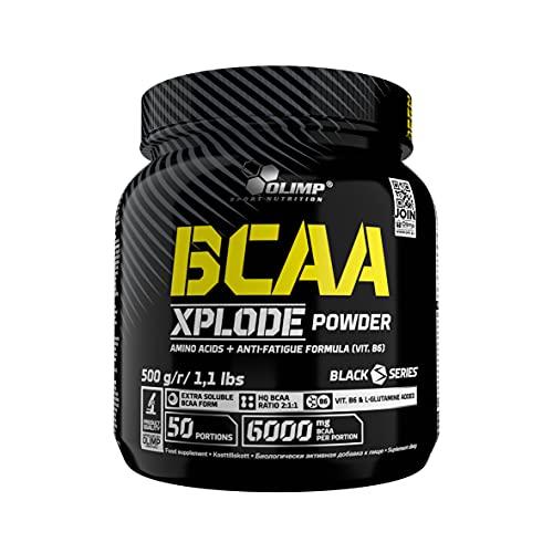 Olimp BCAA Xplode Powder, Orange, 500 g