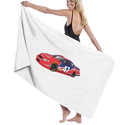 U/K Cal Naughton Jr Old Spice Car 47 Toalla de baño de secado rápido