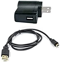 Power Adapter Replacement for Zoom AD-17, for ZOOM recorders H1, H2n, H5, H6, Q2HD, Q4, R8. -USB Cable included- (From Magik Wagon)