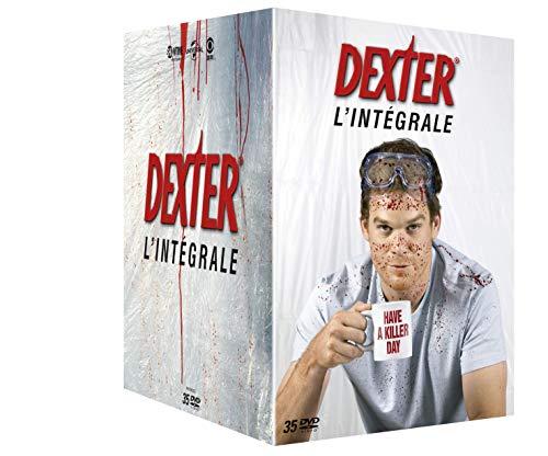 Dexter-L'intégrale : Saisons 1 à 8