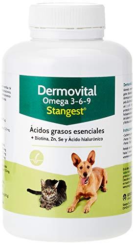 Stanvet 160219 Dermovital Omega 3-6-9-300 Cápsulas
