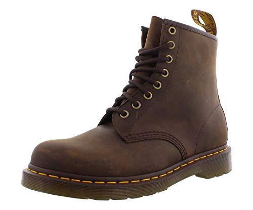 Dr. Martens 1460Z DMC CH-GO, Unisex-Erwachsene Combat Boots, Braun (Gaucho), 42 EU (8 UK)
