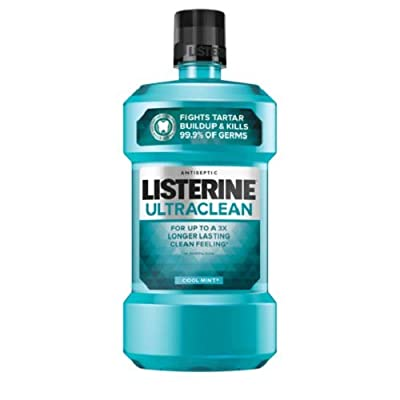 Listerine Ultraclean Oral Care