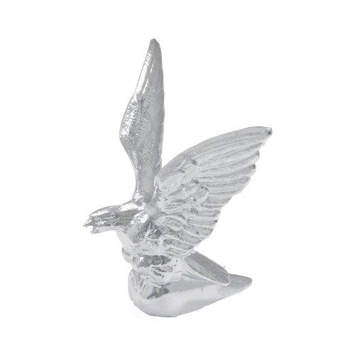 GG Grand General 48030 Chrome American Eagle Hood Ornament