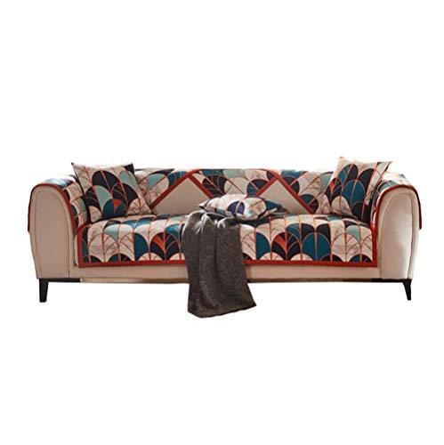 Gramke Funda de sofá, se Puede Combinar con Funda de sofá Antideslizante, Antideslizante y antiincrustante, Cuatro Estaciones, cojín de sofá de de Felpa Gruesa, (una Pieza es una Talla/no Todas)