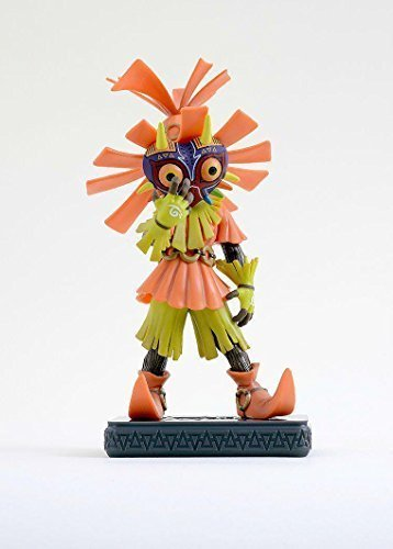 Legend of Zelda Majora's Mask Skull Kid Statue by Nintendo