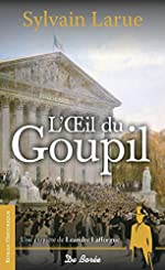 L'oeil du goupil - Une enquête de Léandre Lafforgue de Sylvain Larue
