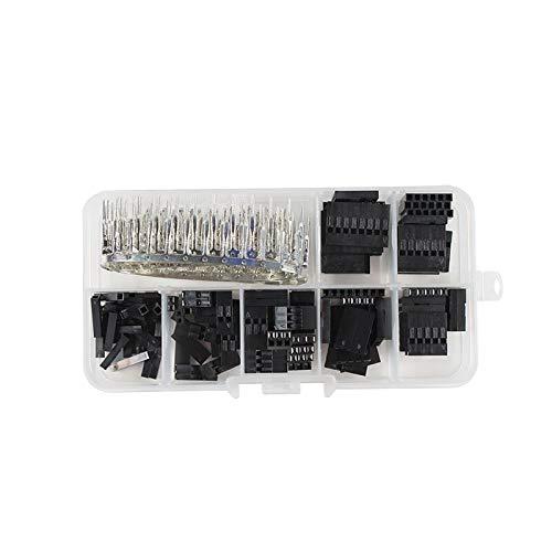 U/D Pimbuster SN-28B 310pcs / 620PCS D u- P o -n t Crimpzange Kit jst xh Crimpzange Klemme Ferrule Crimper Litzenklemmen Klemmensatz Werkzeug (Color : SN 28B 310PCS)