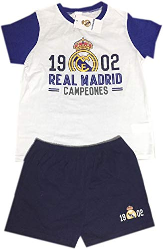 Pijama Real Madrid Verano Adulto