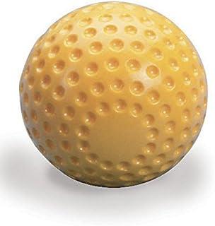 Athletic Specialties 投球机 11 英寸垒球切割,黄色,12 只装