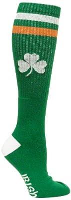 Ireland Green Tube Socks