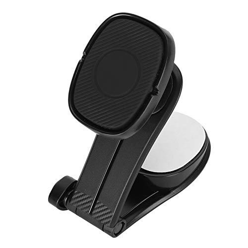 Aiwend Soporte magnético para automóvil, rotación de 360 Grados, Soporte para teléfono para automóvil, Tablero magnético Fuerte, Soporte para teléfono móvil, pequeño y fácil de Llevar