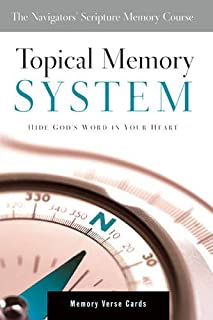 Topical Memory System, Accessory Card Set (The Navigator's Scripture Memory Course)