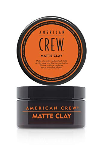 AMERICAN CREW Matte Clay,1er Pack (1 x 85 g)