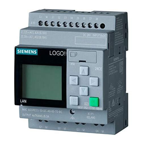 Siemens 6ED1052-1FB00-0BA8 LOGO! 230RCE Logic Modul