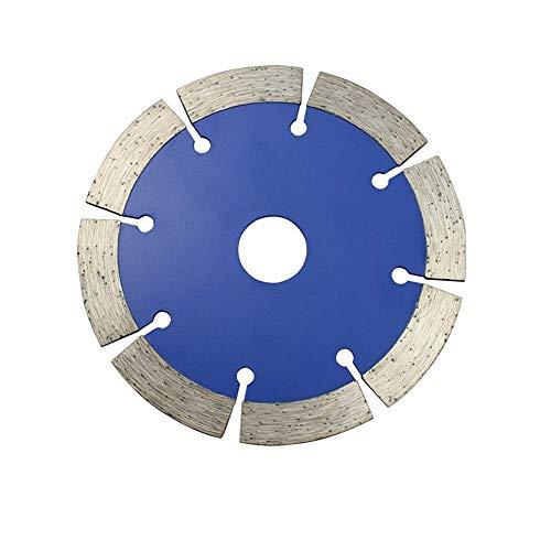 LHQ-HQ Diamanttrennscheibe 114 mm x1.2x2.0 segmentierte Trennscheiben for Winkelschleifer zum Schneiden von Beton, Stein, Ziegel, Stürze, Granit, Naturstein